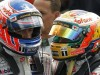 Button expects Hamilton to remain team-mate