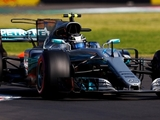 Bottas heads Mercedes 1-2 in first practice