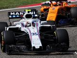 Sergey Sirotkin perplexed by Soft tyre struggles at Chinese GP