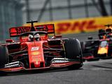 Sebastian Vettel quickest for Ferrari in second Mexican GP practice