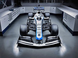 Williams reveals revised livery