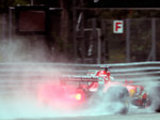 Rain halts Italian GP Qualy