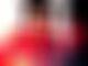 Sainz making Ferrari track debut