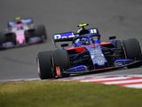 Tost Feels Albon Result Showed How Good Toro Rosso Package Was in China
