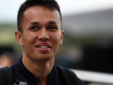 Albon not bitter over 2012 Red Bull firing