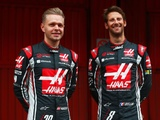 Keeping Grosjean, Magnussen for 2018 'a given' - Haas