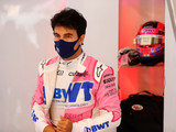 Perez says he's 'fine', showing no symptoms