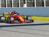 Sebastian Vettel and Ferrari make strong start to 2019 by topping opening test