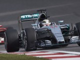 FP3: Hamilton completes Chinese practice clean sweep