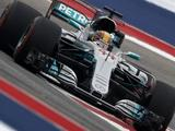 Lewis Hamilton 'really happy' ahead of US GP decider