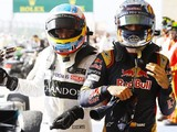 Studying Alonso's driving helped in F1 US GP fight, Sainz believes