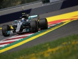 Bottas thrilled with Mercedes wing, nose and floor updates