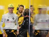 Hulkenberg: Necessary Renault has two drivers that push team