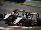 Team-mate head to head: Sahara Force India