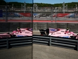 Ocon 'a bit frustrated' despite maiden Q3 run