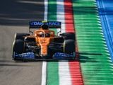 """Lando Norris: """"There wasn't a lot we could do today"""""""