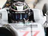 Bottas: Mercedes not in comfortable position