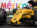 Nico Hülkenberg 'Satisfied' With Eighth Place in Mexico Qualifying