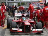 Alonso upbeat despite eighth place on grid
