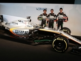 Force India reveals VJM10 at Silverstone