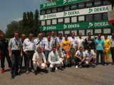 Fans flock to Historic Minardi Day