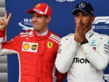 Vettel warns Hamilton over Schumacher pursuit