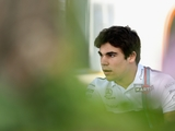 Stroll reflects on 'good day' after Q3 spot