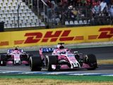 "Perez – Hockenheim was a ""crazy afternoon"""