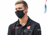 Schumacher yet to link up with Haas 'on site'