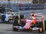 Lauda: 'Ferrari could be our main opponent in 2015'