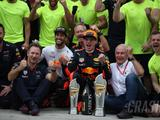 Horner: Verstappen 'coolest guy out there' en route to Malaysia win