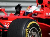 Sebastian Vettel 'over the moon' to win difficult race with steering issue