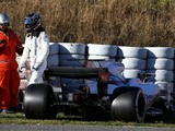 Hamilton feels for F1 rookie Stroll after Barcelona testing crashes