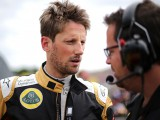 Grosjean says young drivers must wait