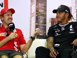 Vettel has mixed emotions about Hamilton matching Schumacher's records