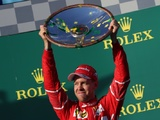 Australia win 'positive surprise' for Vettel, but no title thoughts