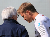 Nico Rosberg's absence from the grid 'not good for F1' - Bernie Ecclestone
