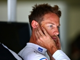 Button baffled by radio penalty