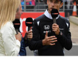 Button defends track crackdown