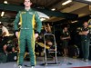 Rossi joins Caterham as test driver