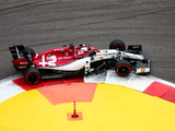"Kimi Raikkonen on his Sochi Friday: ""Lap times don't really matter today"""