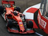 Leclerc sets surprise Ferrari pace