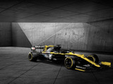 Renault reveal their 2020 colours
