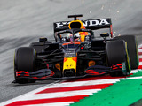 Verstappen not impressed giving Norris a tow