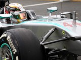 Rubber tube caused Hamilton retirement