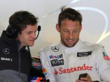 Button: Atmosphere different at McLaren