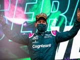 Vettel: Tyre management paved way for maiden F1 podium with Aston
