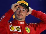 Leclerc signs new Ferrari contract