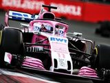 Perez Looking to Build on 'Amazing' Baku Podium in Spain