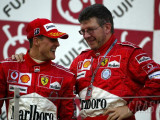 Schumacher's manager on how he redefined F1 standards